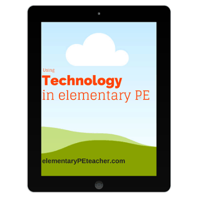 Using Technology in Elementary PE