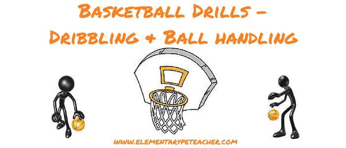 Basketball Drills - Dribbling & Ball Handling - Free Download of NASPE-Aligned Physical ...