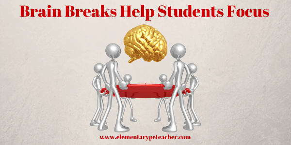 Brain Breaks Help Students Focus