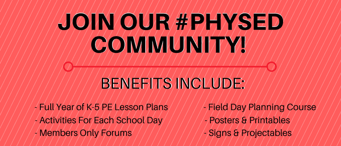 Join Our Physed Community
